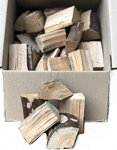 Brennholz Handel Warnecke Smoker Wood Chunks Kirsche Cherry Räucherklötze 2 Kg Trocken