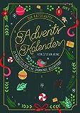 Stefan Heine Adventskalender für Erwachsene 2018 - Adventskalender, Rätselkalender, Wandkalender  -  29,7 x 42 cm