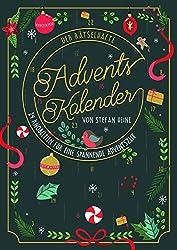 Stefan Heine Adventskalender für Erwachsene: Wandkalender teNeues