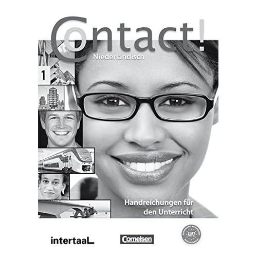contact a1 a2 handreichungen fur den unterricht