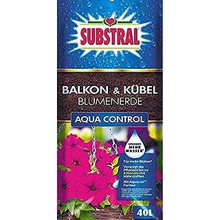 SUBSTRAL® Balkon- & Kübel- Blumenerde