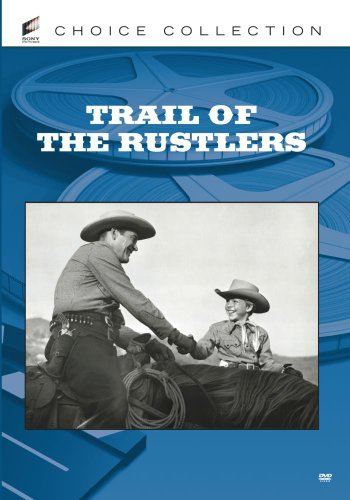 Bild von Trail of the Rustlers [DVD-AUDIO]