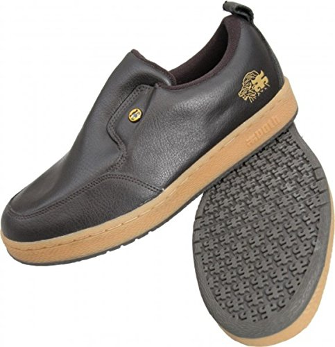I-Path Skateboard Schuhe Brown Sneaker Shoes, Schuhgrösse:42