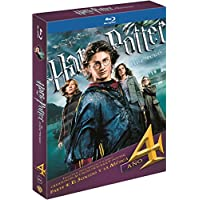 Harry Potter Y El Cáliz De Fuego. Nueva Edición Con Libro Blu-Ray