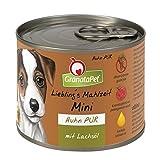 Granatapet Lieblings Mahlzeit Mini Huhn PUR   6x 200g