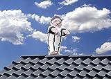Schlafwandler Dachläufer Hans Dachschmuck Firstschmuck Firstfigur