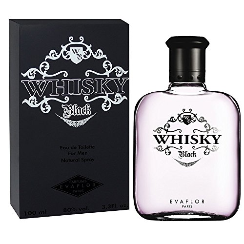 WHISKY Black Eau de Toilette 100 ml