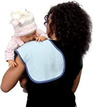 Mycey Tcm00160 Omuz Örtüsü/Bebe Önlüğü Müslin Kumaş, Pembe