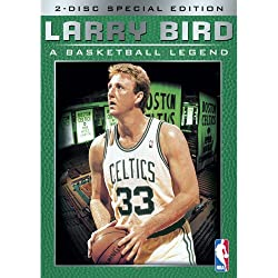Nba:Larry Bird a Basketball le [Alemania] [DVD]
