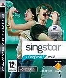 SingStar Vol. 3 - PlayStation Eye Enhanced (PS3)