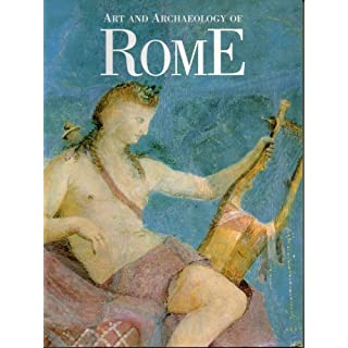 Art and Archaeology of Rome: From Ancient Times to the Baroque by Andrea Augenti (2000-06-01)