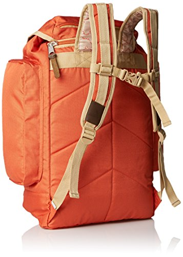 Poler Stuff Bag Rucksack Burnt Orange Fa15