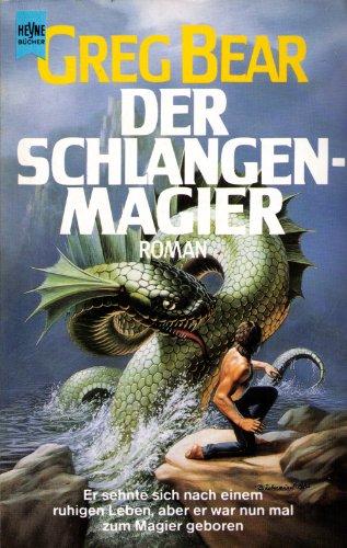 Der Schlangenmagier. Zweiter Roman des Sidhe- Zyklus. (Fantasy).
