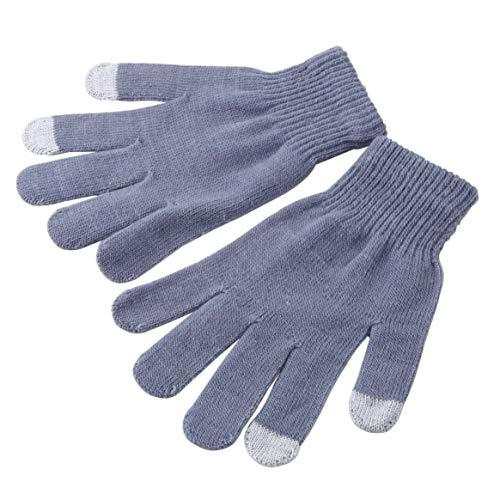 Delicacydex Kapazitive Touchscreen Handschuhe Handwärmer für iPhone