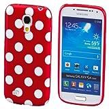 ECENCE Samsung Galaxy S4 mini I9190 I9195 I9192 Duos custodia protettiva morbida case cover silicone 12040404