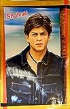 Poster Shah Rukh Khan Hawk Eye 83x54cm Shahrukh Bollywood Star Hochglanzpapier