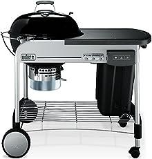 Weber Performer Steel Barbecue Grill (H101.6xW127.6xL72.4cm/ 2342sqcm, Black)