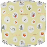 Premier Lampshades Table Roald Dahl James And The Giant Peach Childrens Lamp Shades - 12 Inch