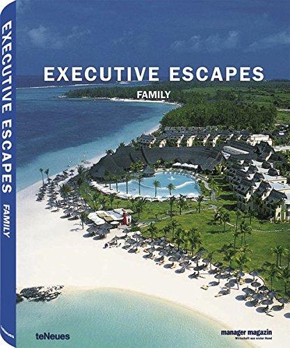 Executive escapes family