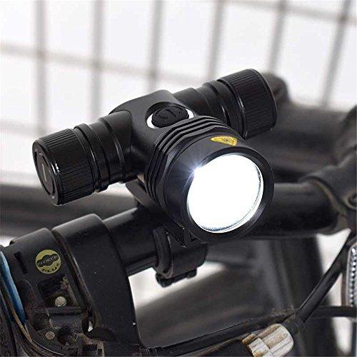 LED Fahrrad Beleuchtung Fahrrad Scheinwerfer Lampe Taschenlampe 2000 lm Spotlight Beleuchtung Radfahren der vorderen Scheinwerfer
