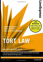 Law Express: Tort Law (Revision Guide) by Emily Finch (2012-08-02)
