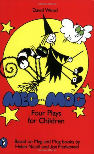 Meg and Mog : four plays for children