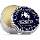 Baume a Barbe de Haute qualité | Bois de Cèdre et de Citron Vert | 30ml | Beard Club | Le meilleur conditionneur et adoucissant pour votre barbe | Bio et 100 % Naturel | Parfait pour assurer l'entretien et la croissance de votre barbe