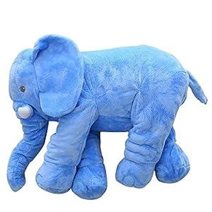MorisMos Baby Elephant Stuffed Plush Pillow Toy 60cm