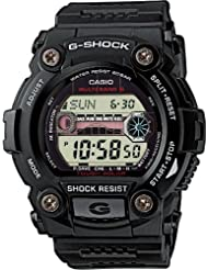 Casio Herren Armbanduhr G-Shock Funk-Solar-Kollektion Digital Quarz Schwarz Resin Gw-7900-1Er