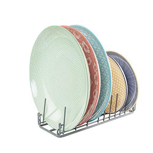 SBS Delux, Zusammenklappbar, Mini Dish Drying Rack-Pulverbeschichtet Edelstahl (Rack Mini Dish)