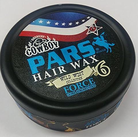 American Cowboy- Pars Hair Wax-Force Ultra Strong