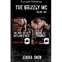 The Grizzly MC: Volume Two (Volume 2) by Jenika Snow (2014-12-30)