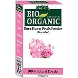 Indus Valley 100% Organic Rose Petals Powder