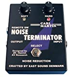 Carl Martin Noise Terminator Pédale Réducteur de bruit