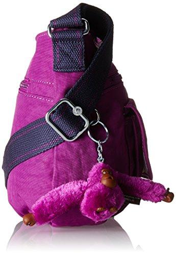 KiplingSyro - Borse a Tracolla Donna Rosa (Urban Pink C)