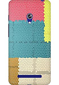 AMEZ designer printed 3d premium high quality back case cover for Asus Zenfone 5 (pattern copy)