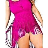 Femmes Maillot de bain,Xjp Hot Sexy Bikini Grande taille Ceinture Gland Taille Haute Grande taille Ceinture Gland Taille haute