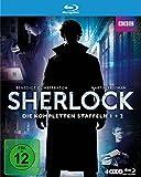 Sherlock - Staffel 1&2 [Blu-ray]