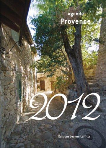Agenda Provence 2012 par Martin-Raget