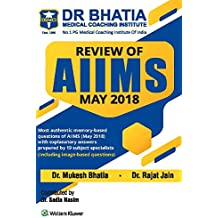 Review of AIIMS – May 2018