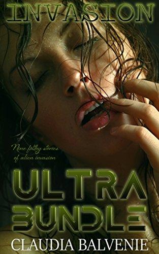 Invasion Ultra Bundle: (Monster Alien BDSM, Medical Play) (English Edition) Ultra Bundle