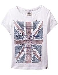 Pepe Jeans DUMA - Camiseta de manga larga de manga corta para niña