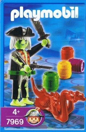 PLAYMOBIL® 7969 - Geisterpirat mit Würfelspiel