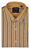 BALISTA Men's Formal Shirt (BF31040HS, Y...