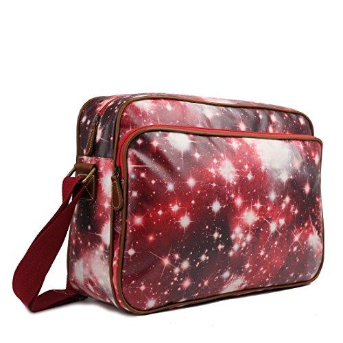 miss-lulu-matte-finish-oilcloth-cat-dog-galaxy-universe-satchel-messenger-bag-universe-red