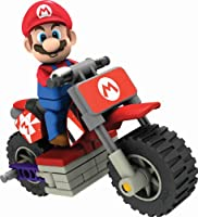 Nintendo Mario Kart Bike Building Set Mario