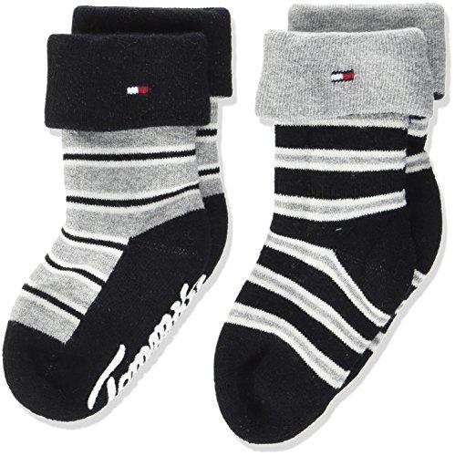 Tommy Hilfiger Unisex Baby Socks 2er Pack