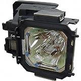 Sanyo PLC-XT35L Vidéoprojecteur lampe Cage Assemblage avec haute qualité Original ampoule