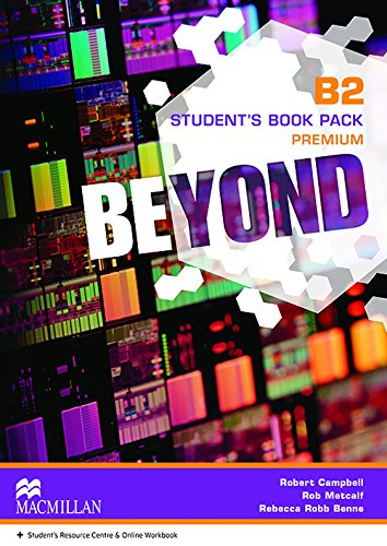 Beyond B2 Student Book Pack Premium