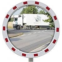 Dancop 0004353 EUVEX Espejo redondo de trafico, PMMA, 60cm diámetro